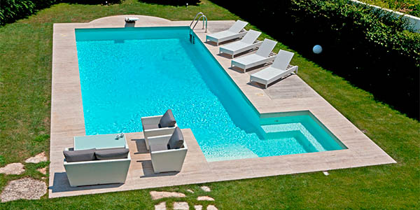 Piscine Esterne Interrate.Piscine Interrate Economiche