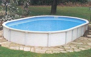 Scopri la nostra gamma di piscine fuori terra - Piscina in lamiera ...