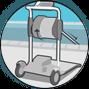 Cavo automatico robot piscine Dolphin Maytronics